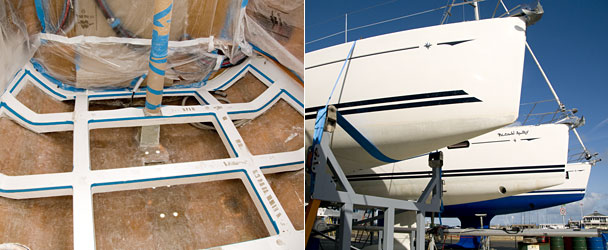 Guernsey Boatyard Repairs and Services.