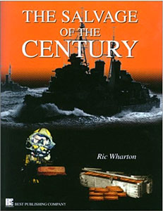 The Salvage of the Century by Ric Wharton